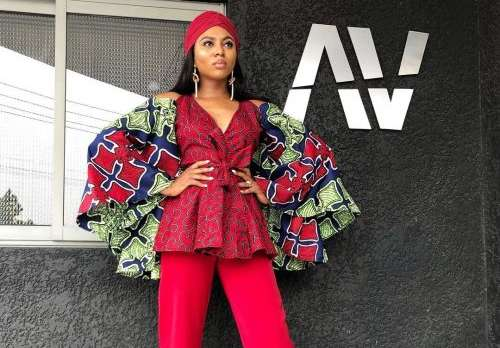 Ankara Styles #466: Stephanie Coker Slaying One Ankara At A Time