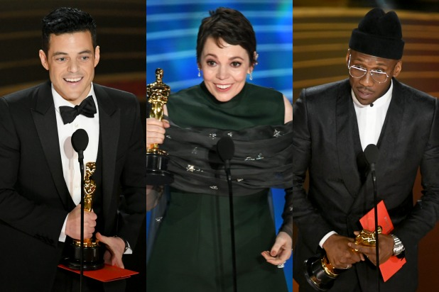 2019 Oscars: The Complete List Of Winners