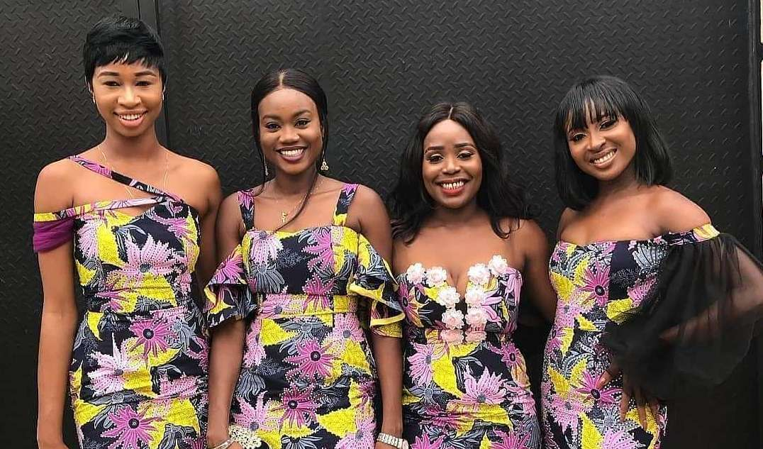 Ankara Styles #472: Gorgeous Ankara Styles for Wedding & Party Guests
