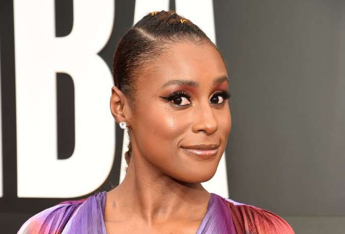 2019 NBA Awards: Issa Rae Was A Colourful Sight To Behold