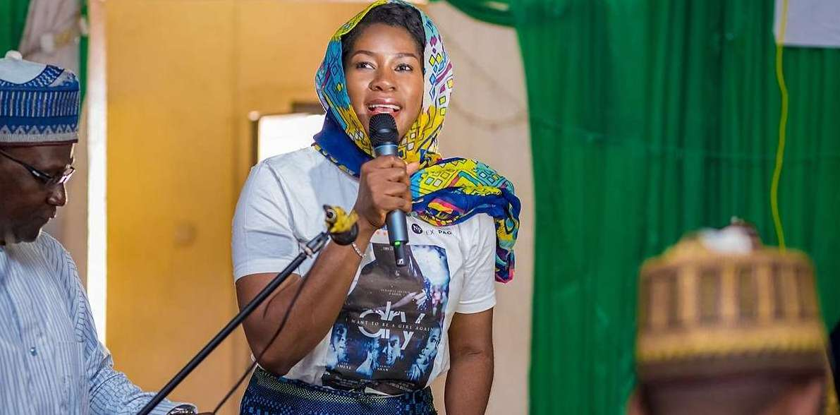 Stephanie Linus Takes Fistula Advocacy To The Grassroots