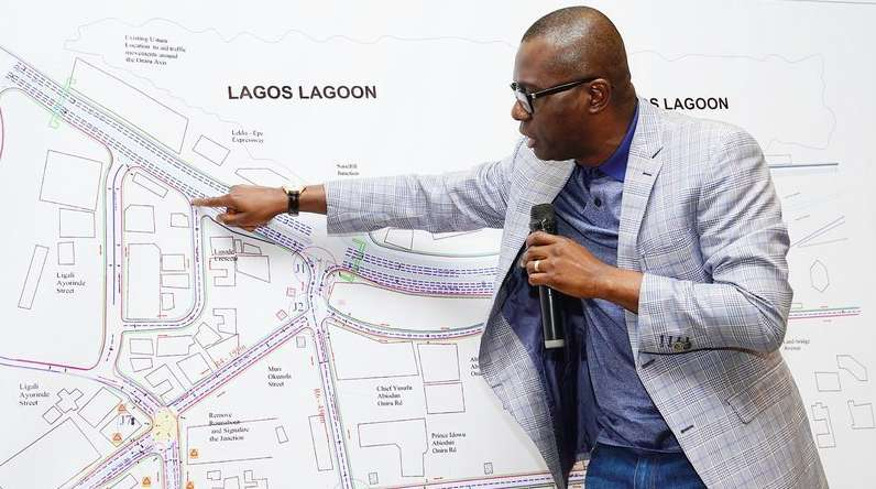 Governor Sanwo-Olu Declares Free Passage At Lekki-Epe And Lekki-Ikoyi Toll Gates